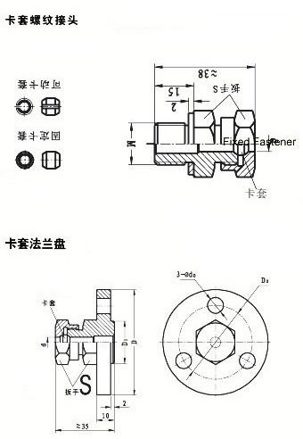 铠装热电阻接线